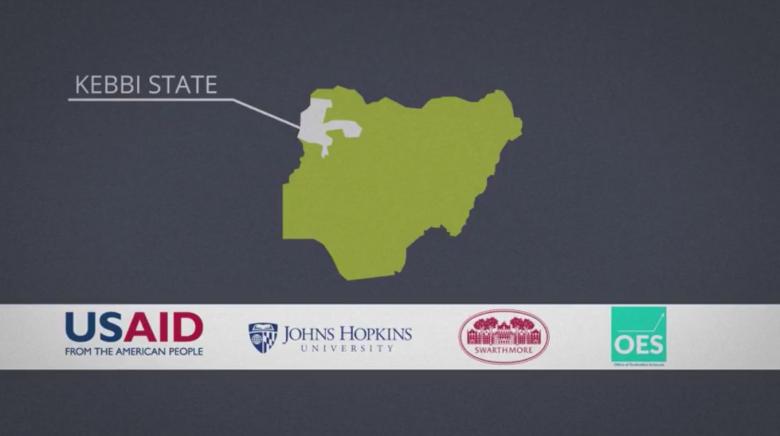 USAID OES Screenshot